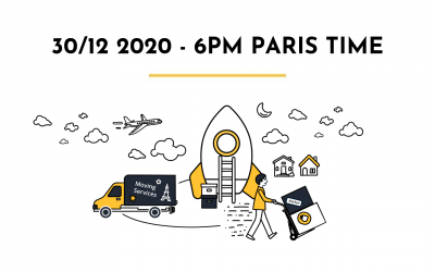 FREE WEBINAR: How to move to Paris?