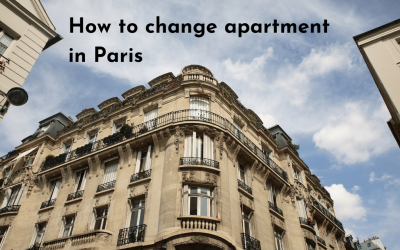 How to change apartment in Paris