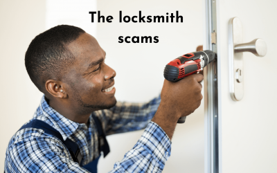 Locksmith scams – lock the door on them