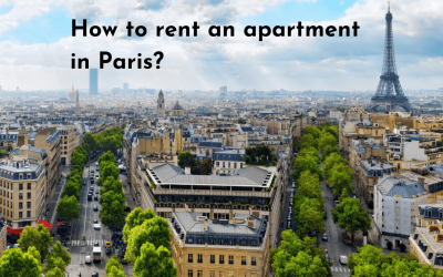 How to rent an apartment in Paris? Part 1
