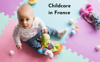 Childcare in France for your littlest expats