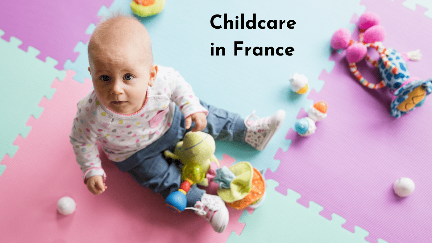 Childcare in France