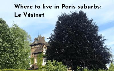 Where to live in Paris suburbs: Le Vésinet