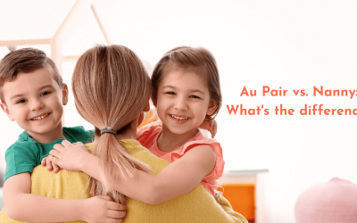 Au Pair vs. Nanny: What's the difference?