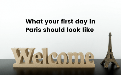 What your first day in Paris should look like